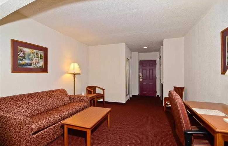 Best Western Suites - Hotel - 12