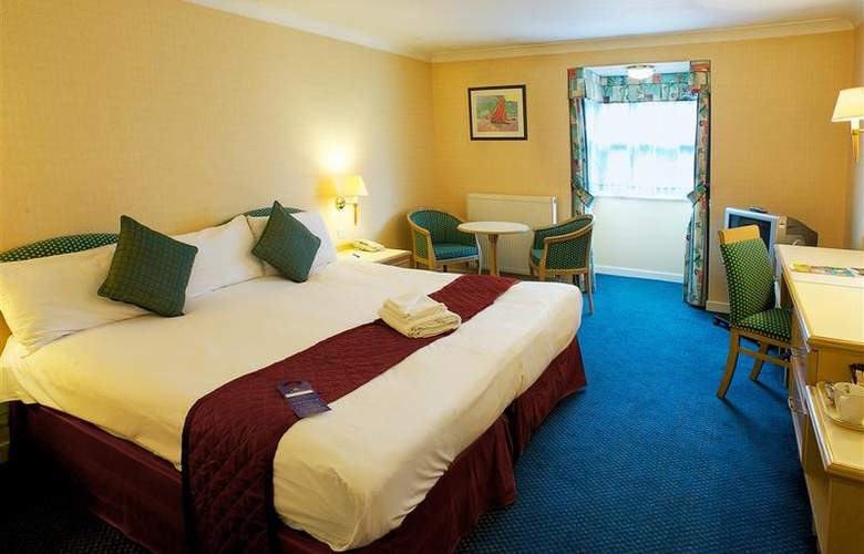 Best Western The Watermill - Room - 123