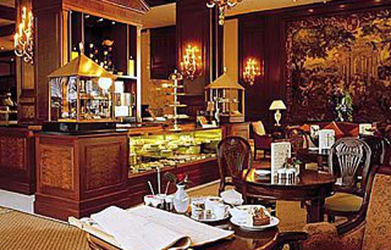 Intercontinental Vienna - Bar - 5