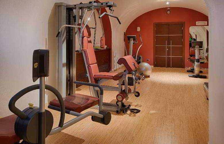 Livorno Grand Hotel Palazzo - Sport - 31