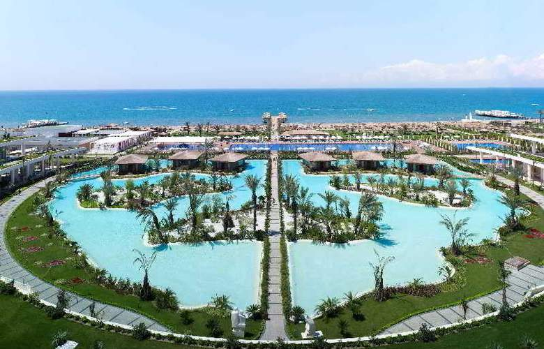 Maxx Royal Belek Golf Resort - Pool - 8