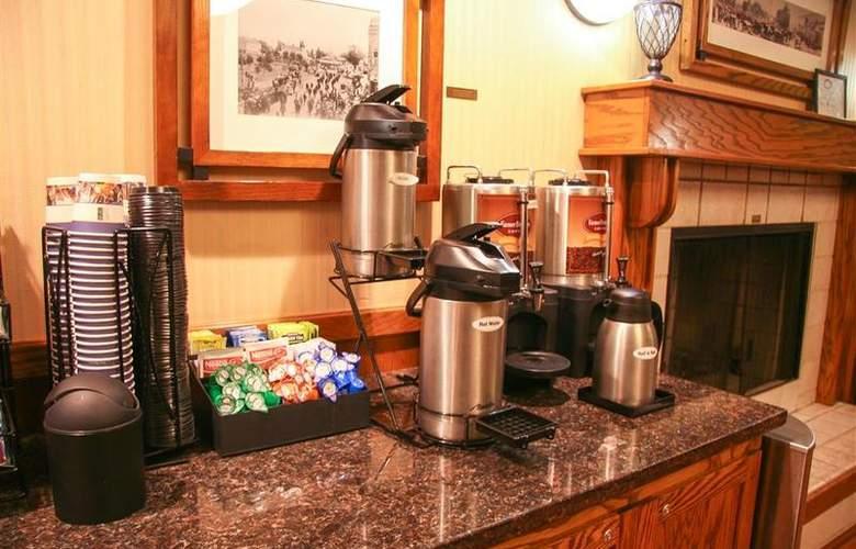 Best Western Sonoma Valley Inn & Krug Event Center - Restaurant - 115