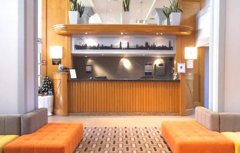 Britannia Airport Inn - Hotel - 1