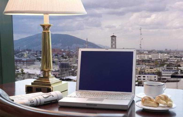 Sheraton Ambassador Monterrey - Hotel - 8