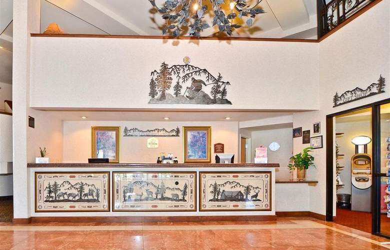 Best Western Plus High Sierra Hotel - General - 106