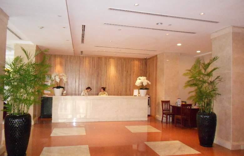 Golden Central Hotel Saigon - Hotel - 0