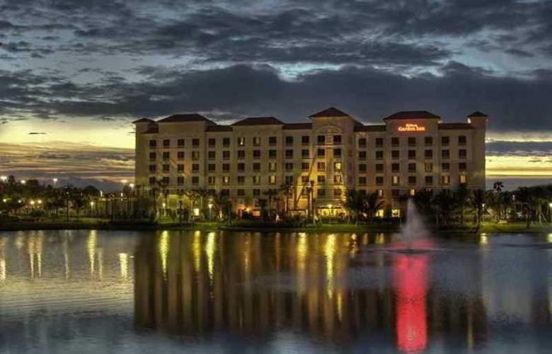 Hilton Garden Inn Palm Beach Gardens - Hotel - 0