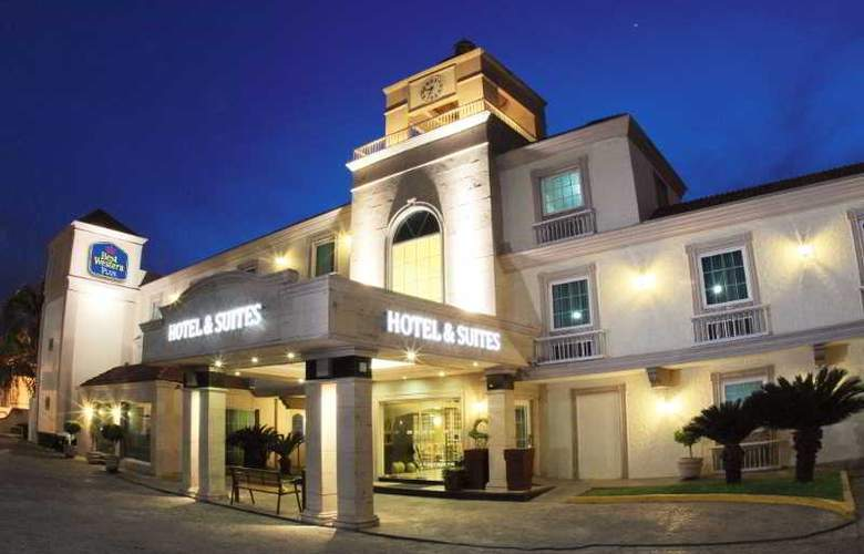 Best Western Plus Monterrey Colon - Hotel - 4