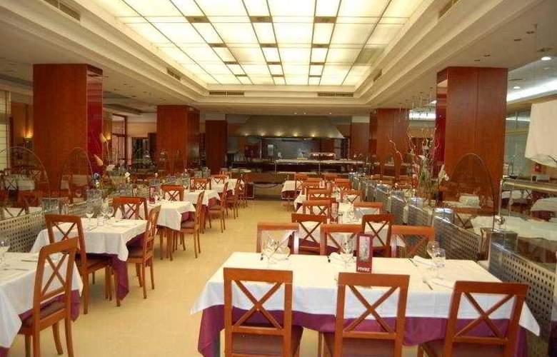 Regina Gran Hotel - Restaurant - 4