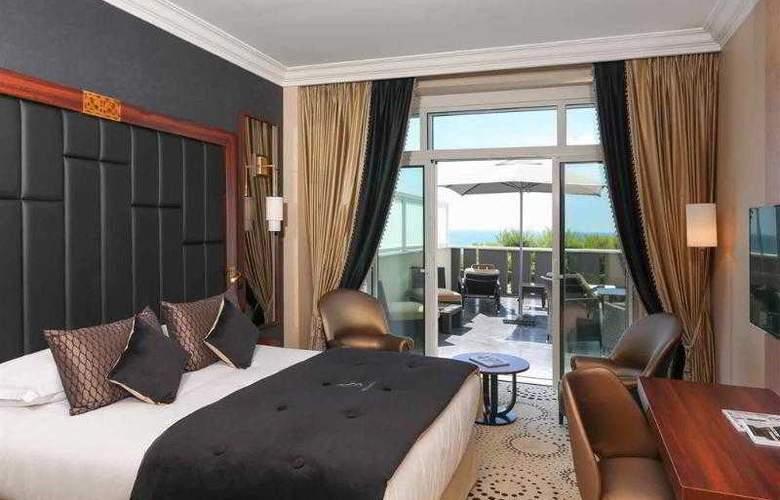 Le Regina Biarritz Hotel & Spa - Hotel - 5