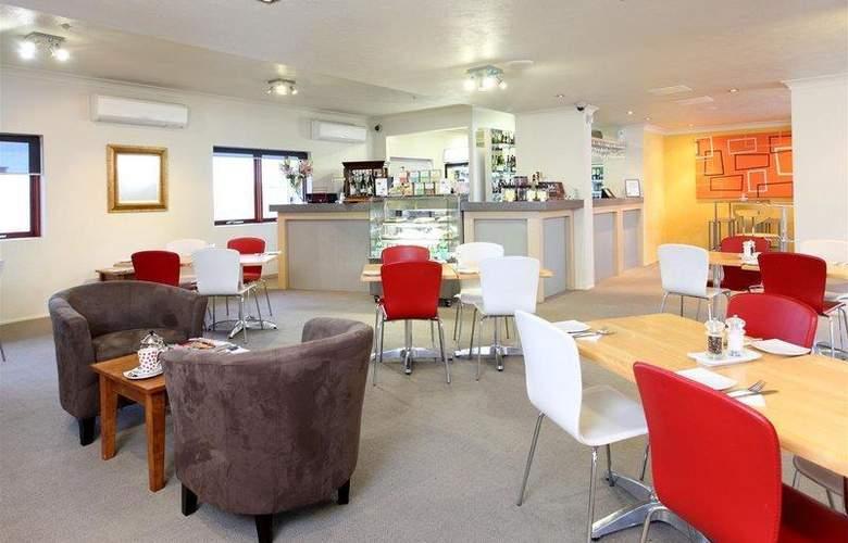 Best Western The Gregory Terrace Brisbane - Restaurant - 34