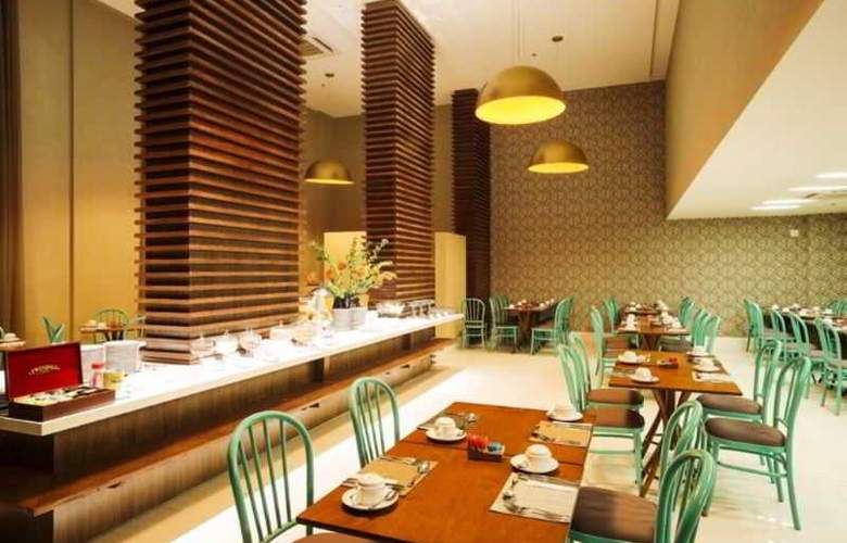 Mais Hotel - Restaurant - 7