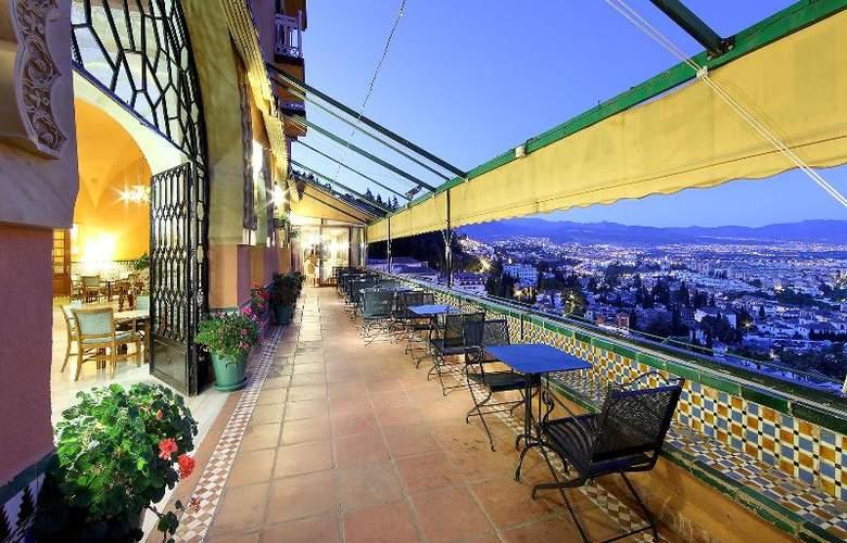 Alhambra Palace - Terrace - 24