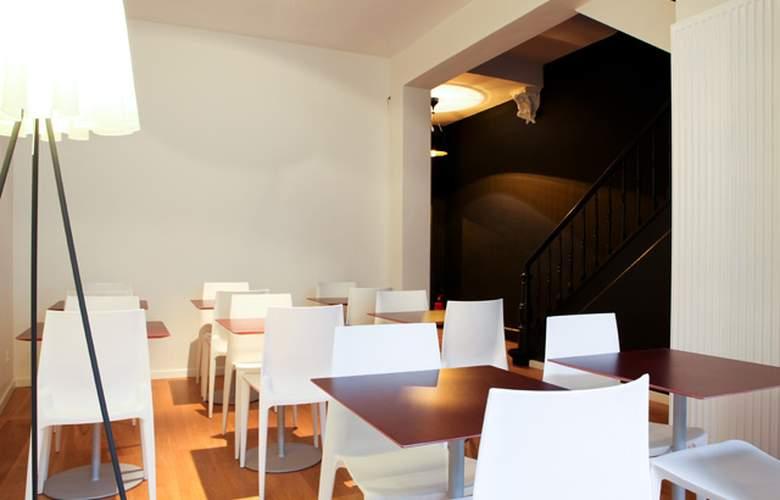 Theater Hotel Brussels - Restaurant - 1