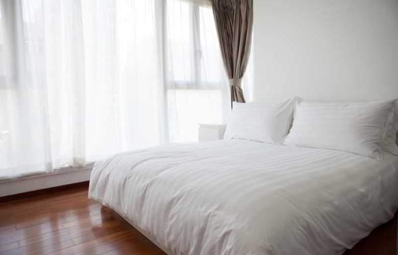 Yopark Serviced Apartment-Hui Ning Garden - Room - 6