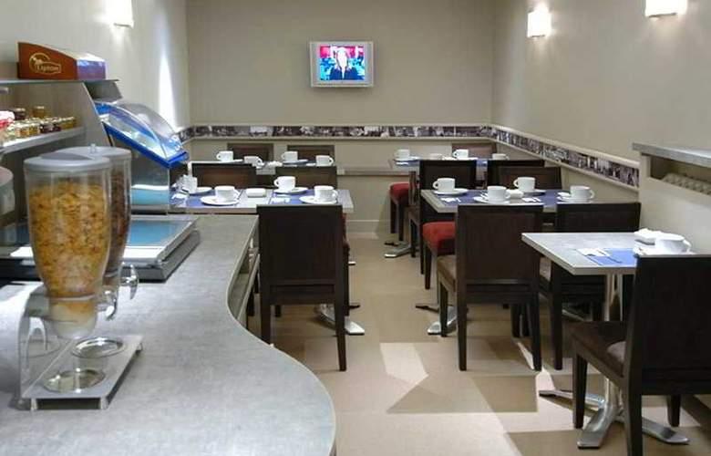 Cervantes Paris - Restaurant - 7