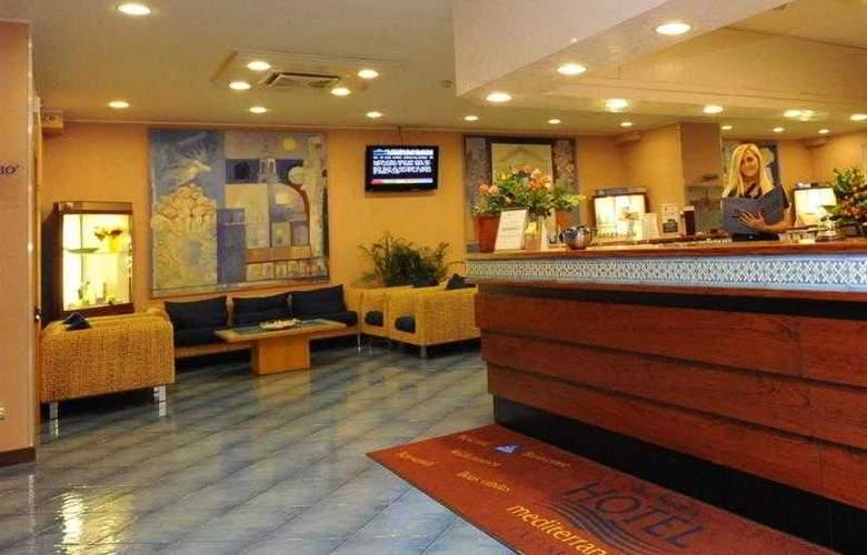 Best Western Mediterraneo - Hotel - 61