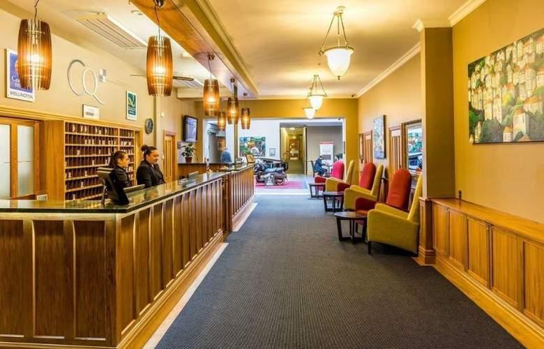 Comfort Hotel Wellington - Hotel - 0