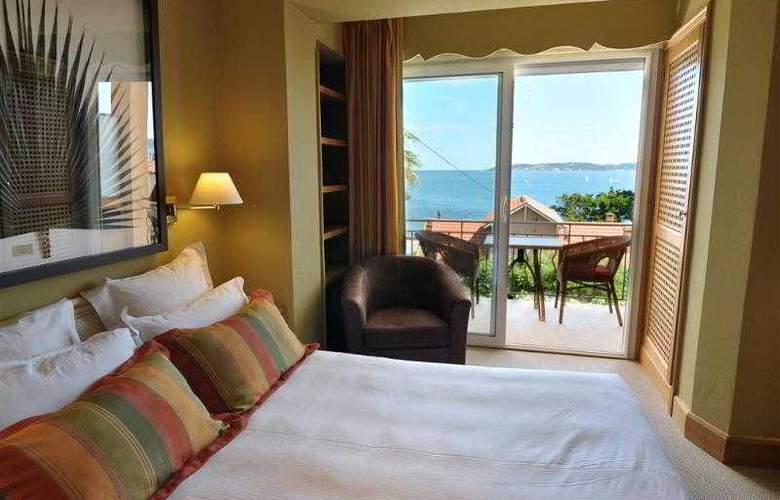 Best Western Hotel Montfleuri - Hotel - 39