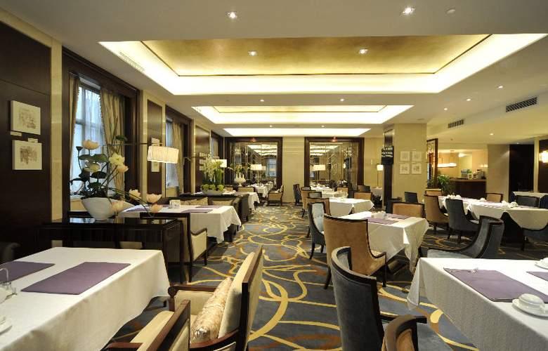 New harbour Service Apartments - Restaurant - 6