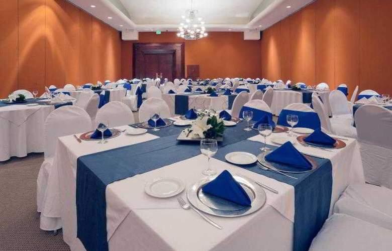 Crowne Plaza Hotel de Mexico - Hotel - 20