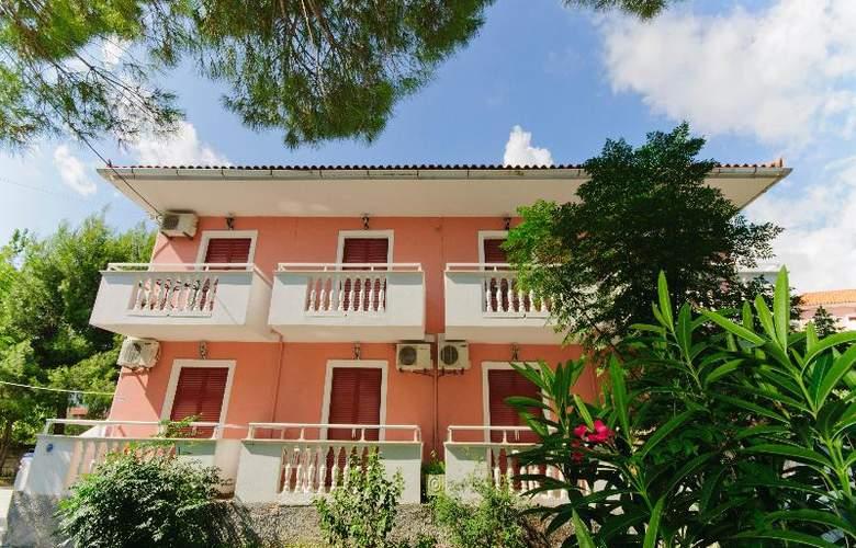 Hotel Paradise Apartments, Laganas