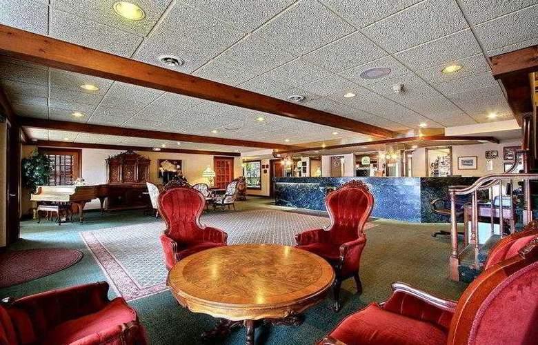 Best Western Greenfield Inn - Hotel - 10