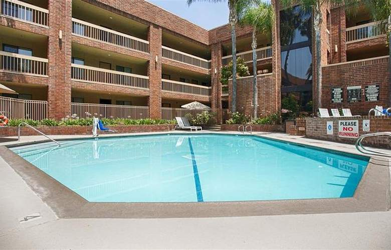 Best Western Meridian Inn & Suites, Anaheim-Orange - Pool - 32