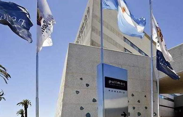 Pullman City Center Rosario - Hotel - 14