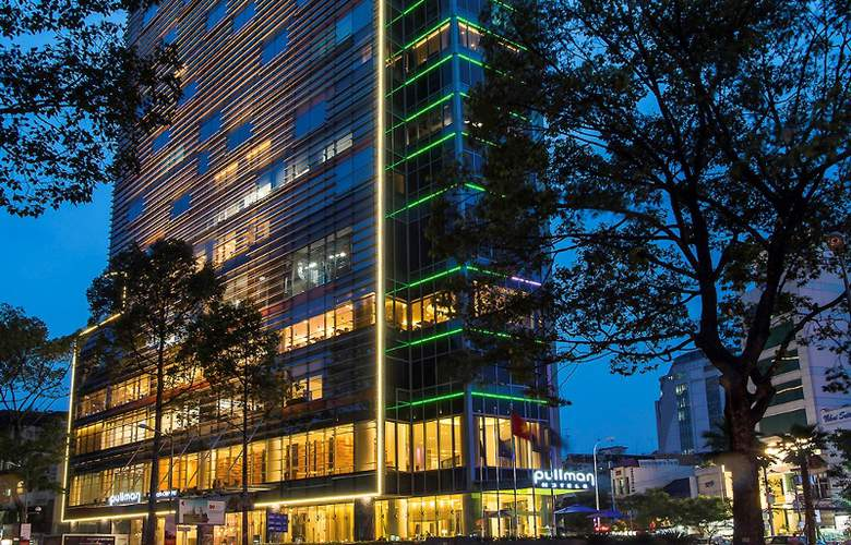 Pullman Saigon Centre - Hotel - 7
