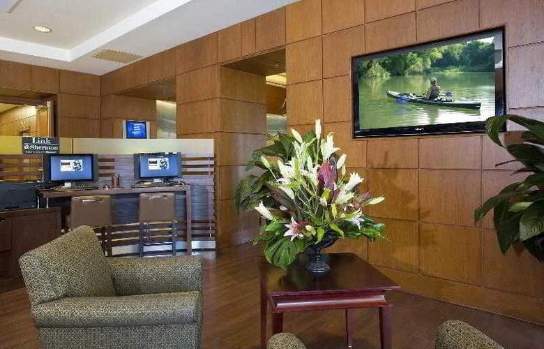 Sheraton Suites Houston near the Galleria - Hotel - 8