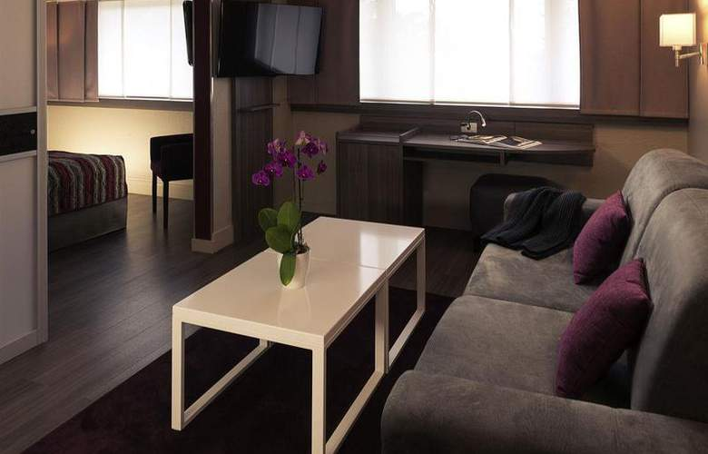 Mercure Beaune Centre - Hotel - 67