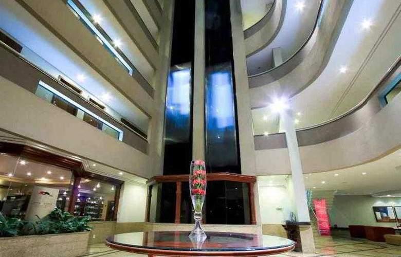 Mercure Curitiba Golden - Hotel - 8