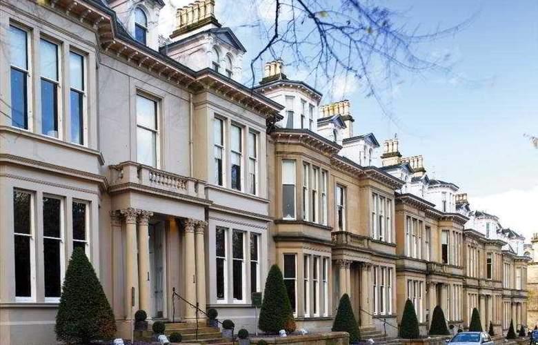 Hotel Du Vin @ One Devonshire Gardens - Terrace - 9