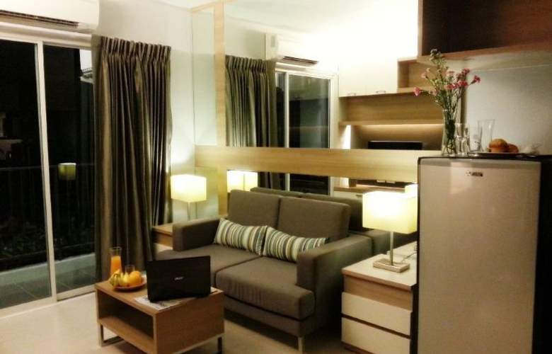 At Mind Executive Suites - Hotel - 21