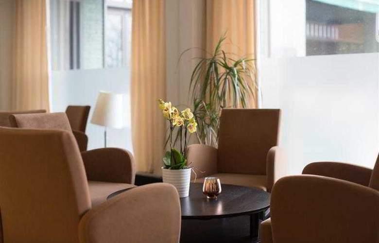 Best Western Capital - Hotel - 11