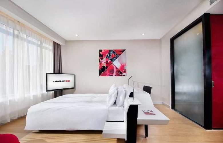 Beijing Tangram Hotel - Room - 6