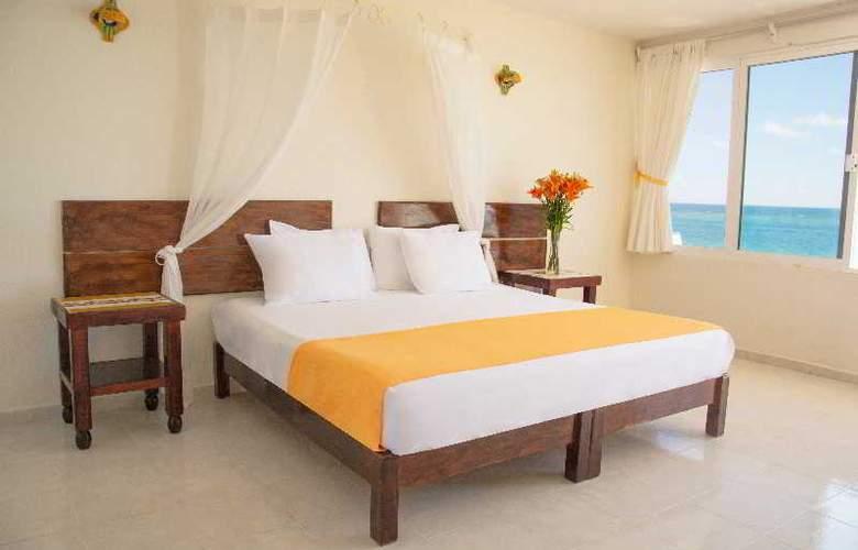 Hacienda Morelos - Room - 8