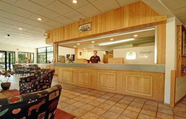 Best Western Alpenglo Lodge - Hotel - 12