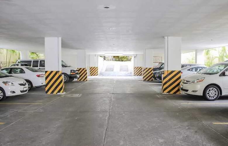 Comfort Inn Tampico - Hotel - 9