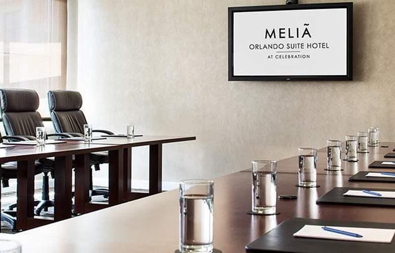 Meliá Orlando Suite Hotel at Celebration - Conference - 21