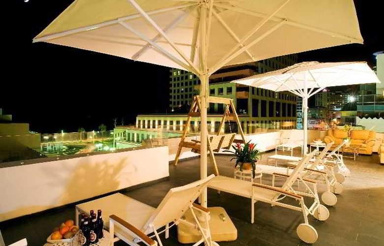 Bell Boutique Hotel Tel Aviv - Terrace - 18