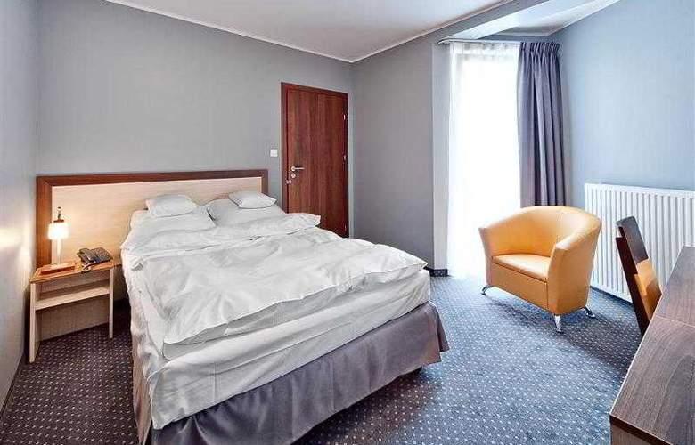 Best Western Hotel Poleczki - Hotel - 34