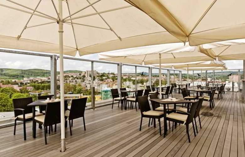 Vista Hotel - Terrace - 8