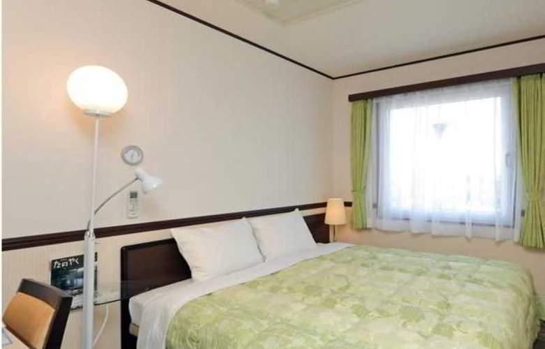 Toyoko Inn Tokyo-Eki Shin-Ohashi Mae - Room - 4