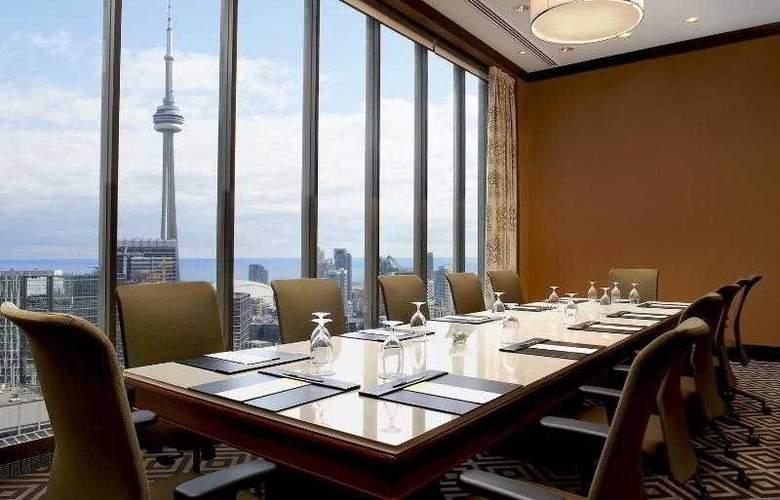 Sheraton Centre Toronto - Hotel - 4