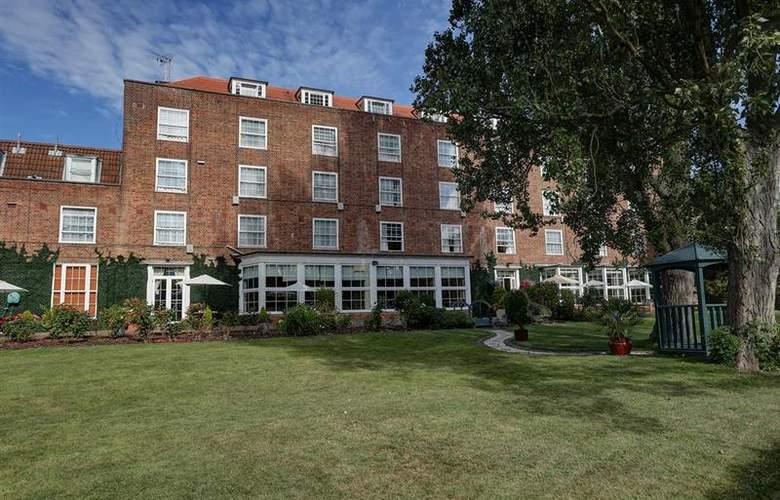 Best Western Homestead Court - Hotel - 23