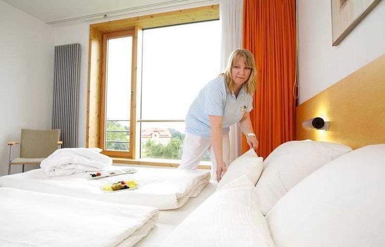 Best Western Hotel Am Schlosspark - Hotel - 10