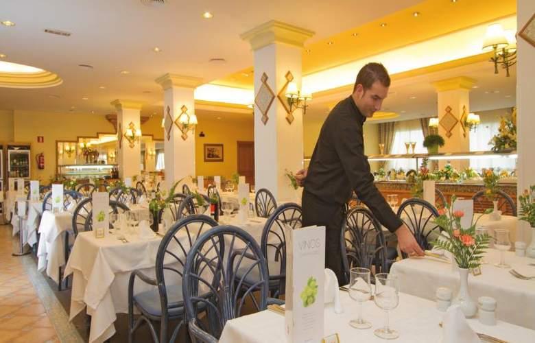 Hotel Riu Arecas (Sólo Adultos) - Restaurant - 5