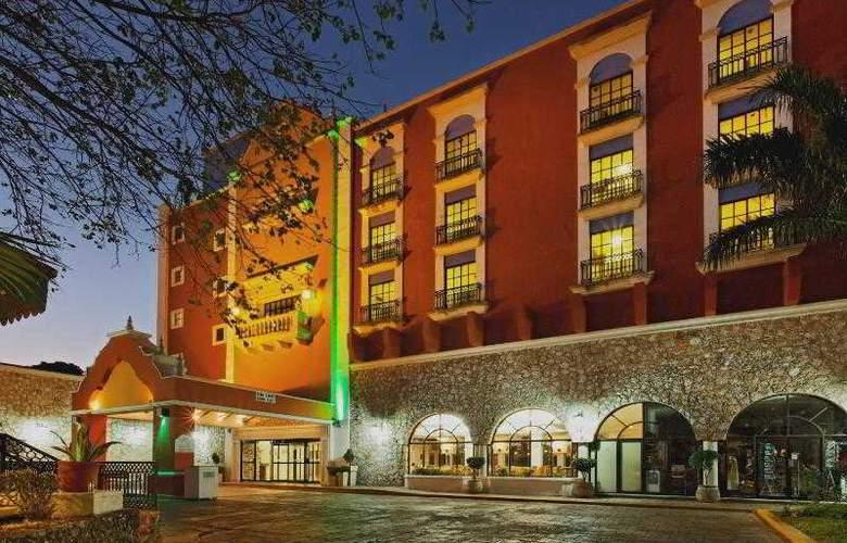 Holiday Inn Merida - Hotel - 13